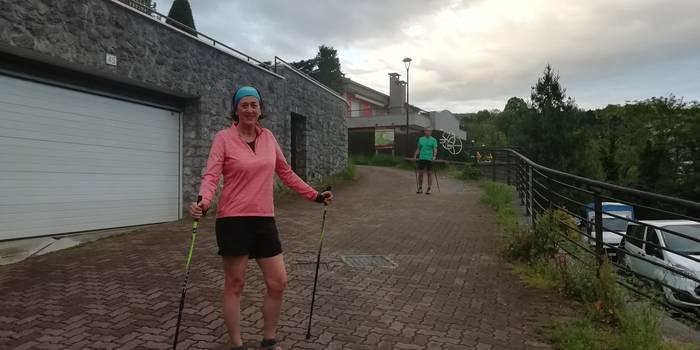 Trentxikiko pasealekua eta Lizarkolako kanalaren pasealekua zabalik