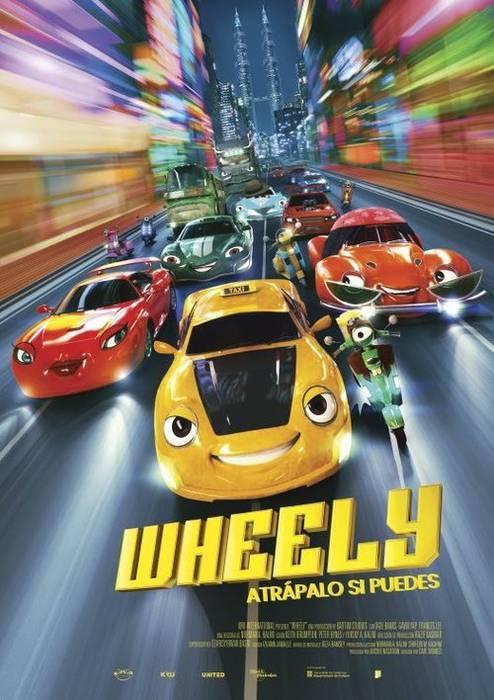"""""""Wheely atrapalo si puedes"""" filma Saroben"""