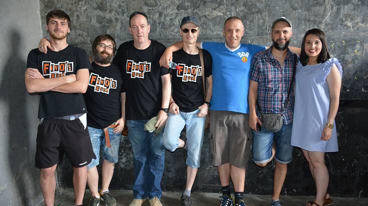 Fino´s Band Andoaingo San Juan jaietan